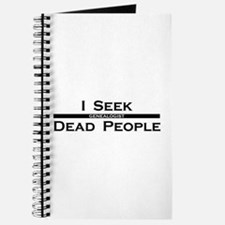 I Seek Dead People Journal