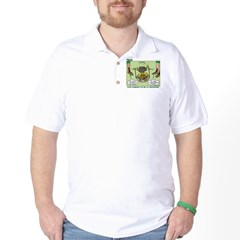 Cajun Cooking Golf Shirt