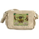 Cajun Cooking Messenger Bag