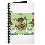 Cajun Cooking Journal
