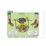 Cajun Cooking Postcards (Package of 8)