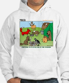 Woodland Critters Hoodie