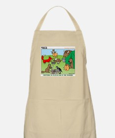 Woodland Critters Apron