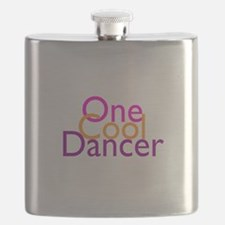 One Cool Dancer Flask