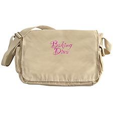 Baking Diva Messenger Bag