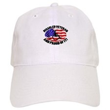 Proud Disabled Veteran Baseball Cap