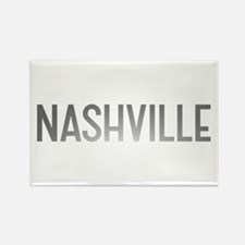 Nashville Rectangle Magnet