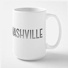 Nashville Large Mug