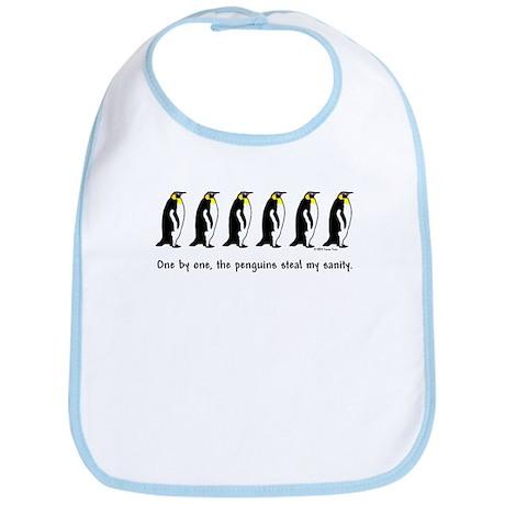 Penguins Bib