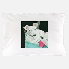 Jack Russell Terrier Sully Pillow Case