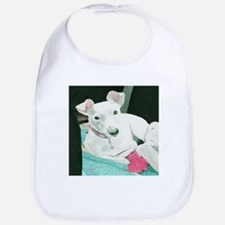 Jack Russell Terrier Sully Bib