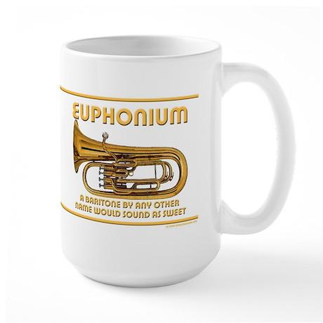 Euphonium Large Mug