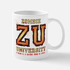 Zombie University dark Mug