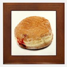 Jelly Doughnut Framed Tile