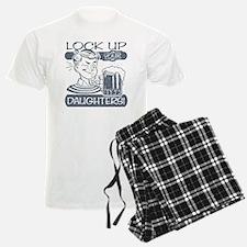 lock-up-your-daughters.png Pajamas