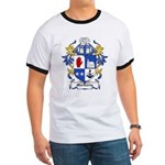 MacLarty Coat of Arms Ringer T