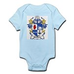 MacLarty Coat of Arms Infant Creeper