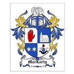 MacLarty Coat of Arms Small Poster