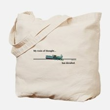 Train of Thought Tote Bag