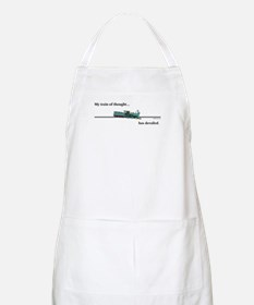 Train of Thought Apron