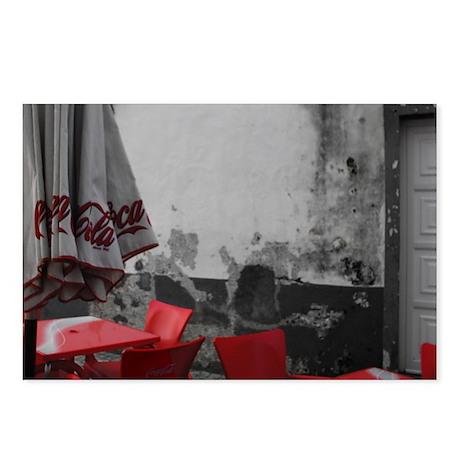 Caf Coca-Cola Postcards (Package of 8)