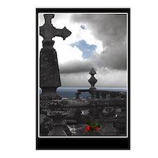 A Rosa O Mar A Cruz Postcards (Package of 8)