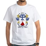 MacLannahan Coat of Arms White T-Shirt