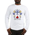 MacLannahan Coat of Arms Long Sleeve T-Shirt