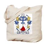 MacLannahan Coat of Arms Tote Bag