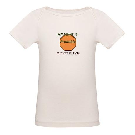 Offensive t-shirt Organic Baby T-Shirt