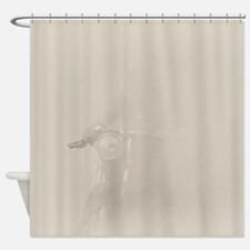 Smoke Rider Shower Curtain