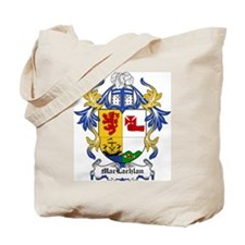 MacLachlan Coat of Arms Tote Bag