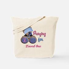 Teddy Bear Prayers Tote Bag