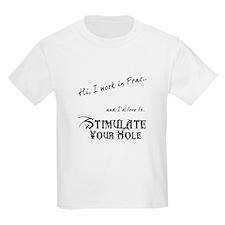 Frac Stimulation T-Shirt