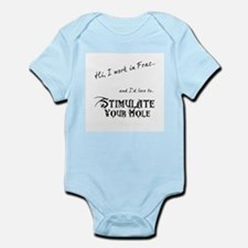 Frac Stimulation Infant Bodysuit