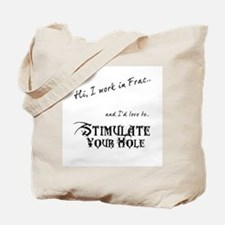 Frac Stimulation Tote Bag