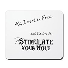 Frac Stimulation Mousepad