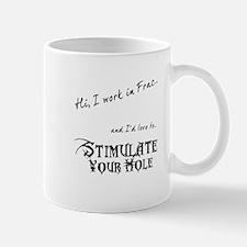Frac Stimulation Mug