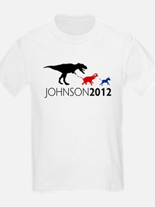 Gary Johnson 2012 Revolution T-Shirt
