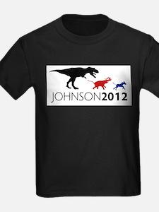 Gary Johnson 2012 Revolution T