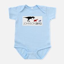 Gary Johnson 2012 Revolution Infant Bodysuit