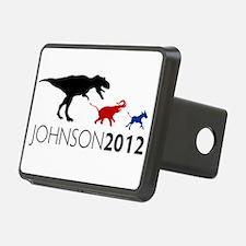 Gary Johnson 2012 Revolution Hitch Cover