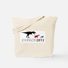 Gary Johnson 2012 Revolution Tote Bag