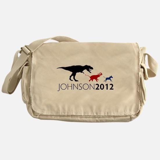 Gary Johnson 2012 Revolution Messenger Bag