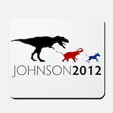 Gary Johnson 2012 Revolution Mousepad