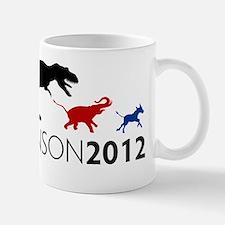 Gary Johnson 2012 Revolution Mug