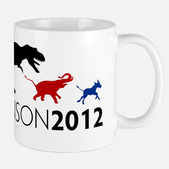 Gary Johnson 2012 Revolution Mug