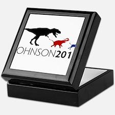 Gary Johnson 2012 Revolution Keepsake Box