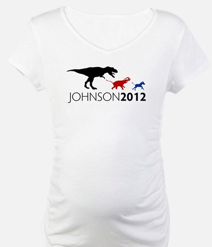 Gary Johnson 2012 Revolution Shirt