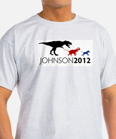 Gary Johnson 2012 Revolution T-Shirt